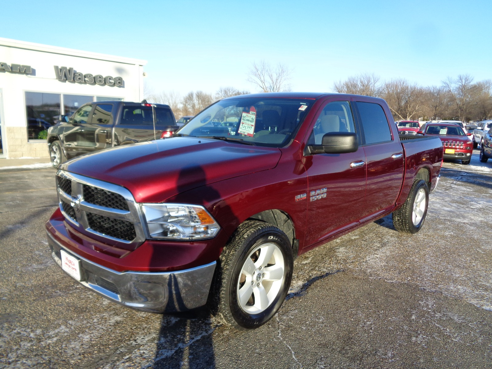 Pre-Owned 2018 Ram Ram Pickup 1500 Harvest