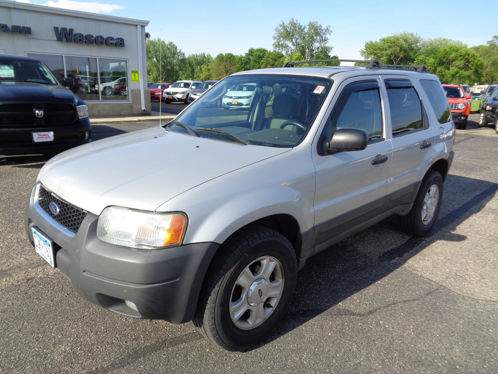 Pre-Owned 2003 Ford Escape Xlt Popular