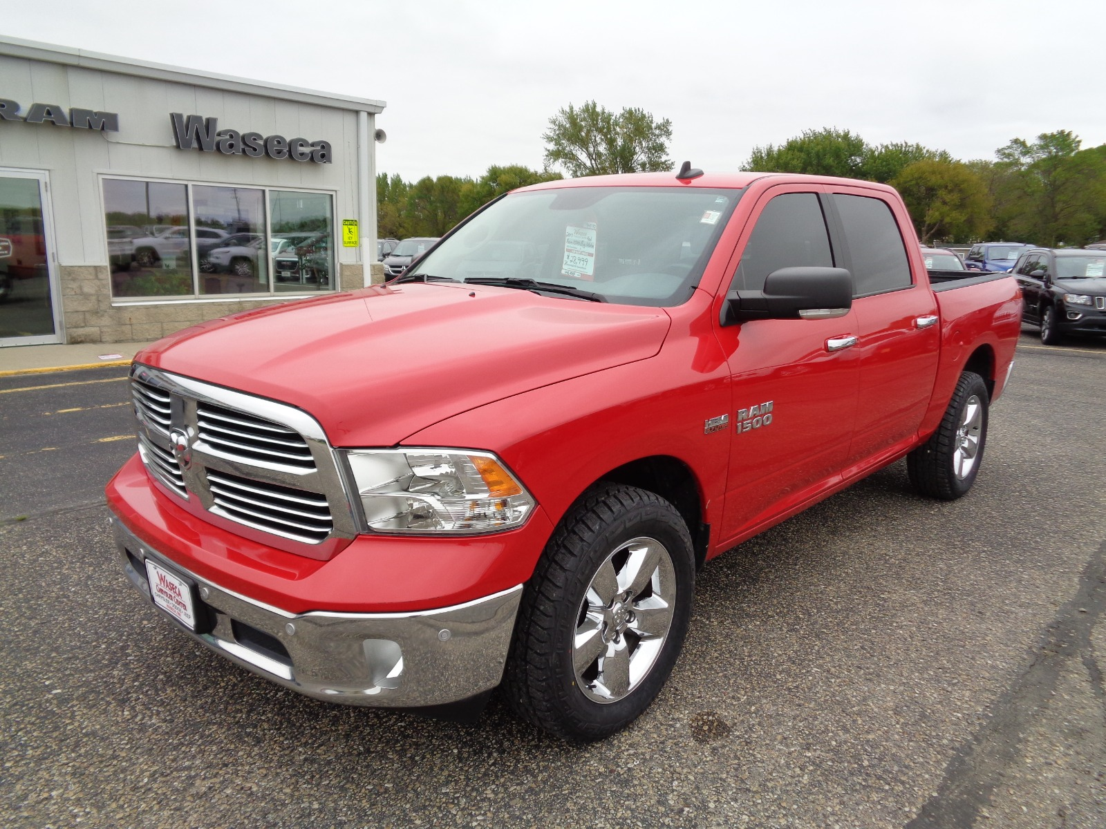Certified Pre-Owned 2017 Ram Ram Pickup 1500 Big Horn