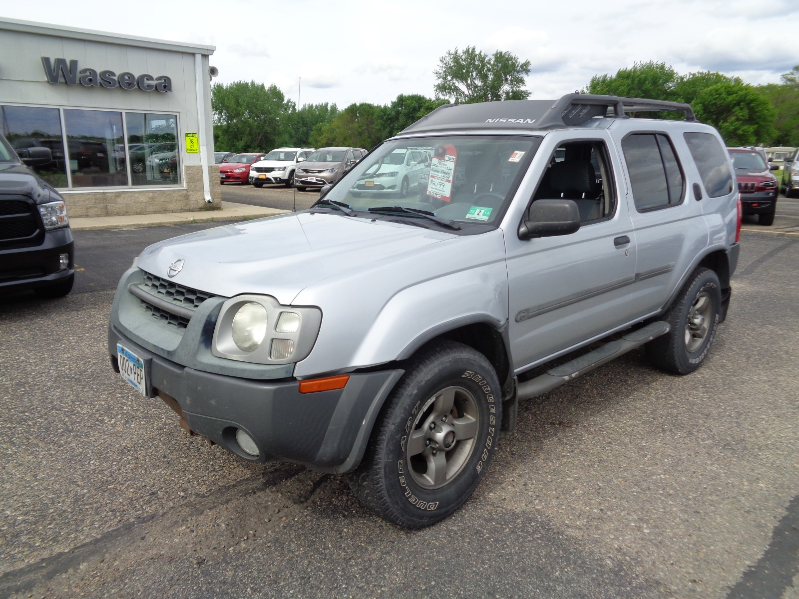 Pre-Owned 2002 Nissan Xterra Se