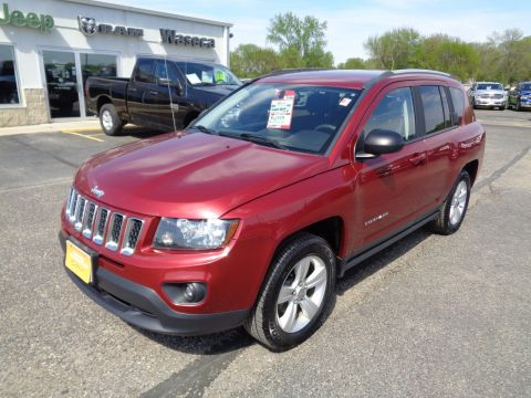 Certified Pre-Owned 2016 Jeep Compass Sport 75th Anniversary