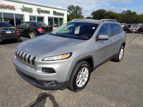 Certified Pre-Owned 2016 Jeep Cherokee Latitude 75th Anniversary
