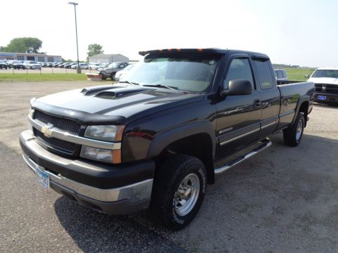 Pre-Owned 2004 Chevrolet Silverado 2500hd Work Truck