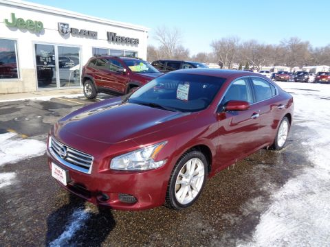 Pre-Owned 2012 Nissan Maxima 3.5 S