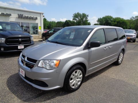 Pre-Owned 2016 Dodge Grand Caravan American Value Package
