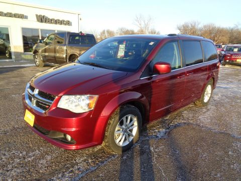 Certified Pre-Owned 2019 Dodge Grand Caravan Sxt 35th Anniversary Edition