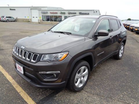 New 2020 JEEP Compass Sun And Safety Edition