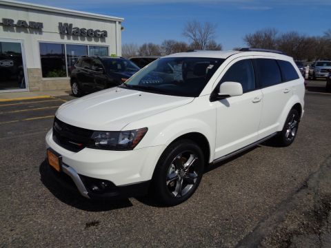 Certified Pre-Owned 2016 Dodge Journey Crossroad