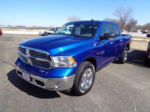 Certified Pre-Owned 2016 Ram Pickup 1500 Big Horn