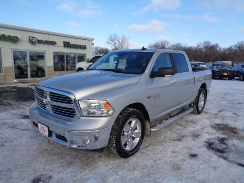 Certified Pre-Owned 2017 Ram Pickup 1500 Slt