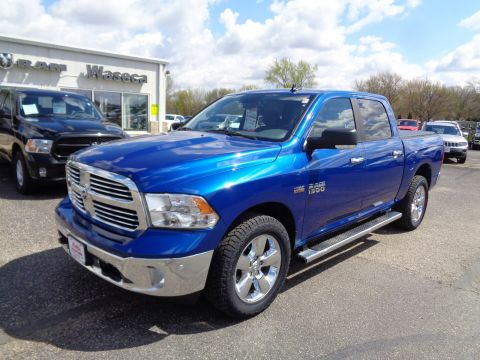 Certified Pre-Owned 2017 Ram Ram Pickup 1500 Lone Star Silver