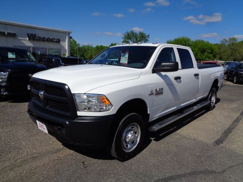 Pre-Owned 2017 Ram Ram Pickup 2500 Tradesman